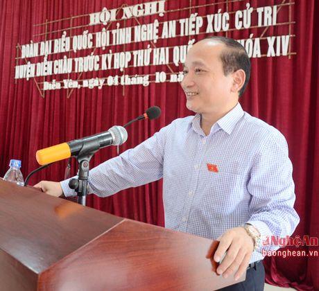 Cu tri huyen Dien Chau: Thu tuc hanh chinh con ruom ra, gay phien ha cho dan - Anh 6