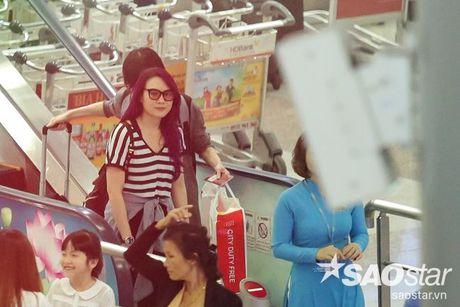 My Tam hon ho ve nuoc, hanh phuc trong vong tay fan sau chuyen luu dien tai My - Anh 2