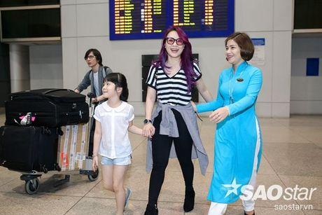 My Tam hon ho ve nuoc, hanh phuc trong vong tay fan sau chuyen luu dien tai My - Anh 3