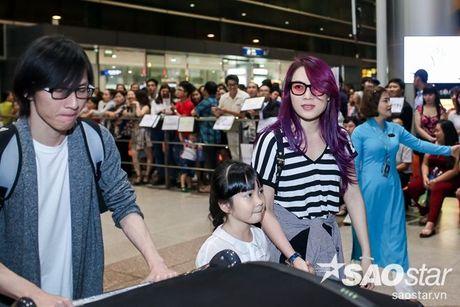 My Tam hon ho ve nuoc, hanh phuc trong vong tay fan sau chuyen luu dien tai My - Anh 8