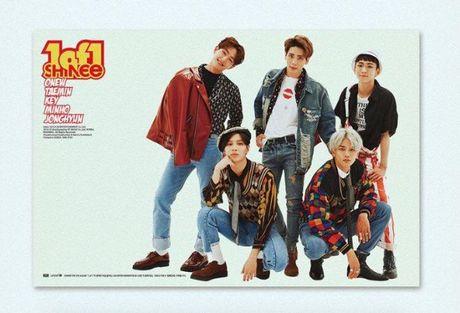 Khong ngo Kpop 2016 lai xuat hien album danh rieng cho… nhung nam 90 - Anh 10