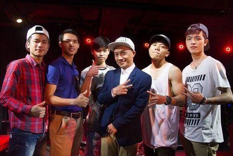 Rapper Tien Dat bat ngo tung teaser MV sau on ao nghi an tinh cam - Anh 4