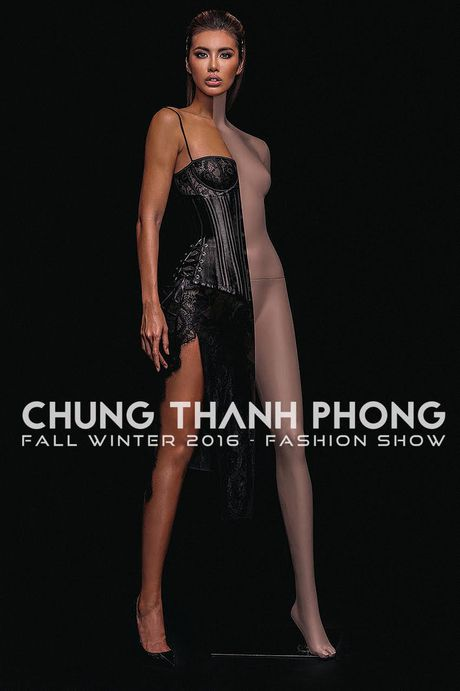 Minh Tu khoe ve sexy day nong bong trong show dien moi cua Chung Thanh Phong - Anh 3