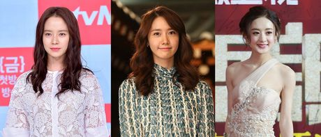 Song Hye Kyo dan dau danh sach Nu than lang giai tri chau A - Anh 3