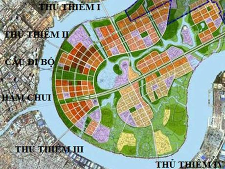 Thanh My Loi - Thu Thiem: dat vang nhieu tiem nang chua duoc chu y - Anh 1