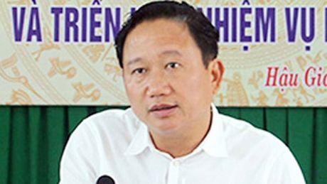 Khong co chuyen can bo tiep tay cho Trinh Xuan Thanh bo tron  - Anh 1