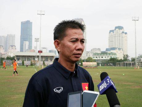 HLV Hoang Anh Tuan: Diem manh cua U19 Viet Nam la... tinh than - Anh 1