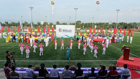 135 'ngoai binh' tham du VCK Viettel World Cup 2016 - Anh 1