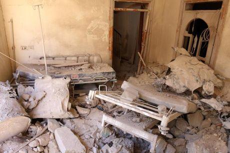 My, Nga ngung doi thoai va hop tac tai Syria - Anh 2