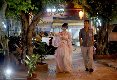 Nha hang phong cach Tam Quoc Chi o Sai Gon - Anh 9