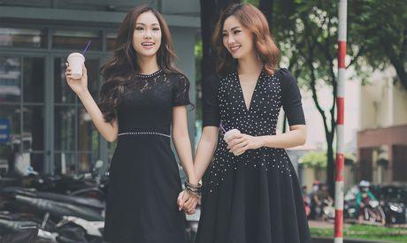 Chi em A khoi Ao dai 2016 dien do doi xuong pho Sai thanh - Anh 3
