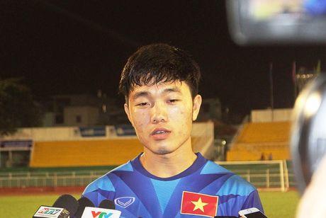Xuan Truong chua tu tin ve kha nang choi bong o Han Quoc - Anh 1
