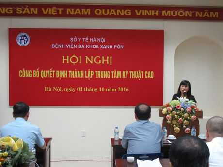 Ha Noi: Trung tam ky thuat cao dau tien dat tieu chuan chau Au sap di vao hoat dong - Anh 4