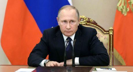 Ong Putin: My phai 'boi thuong' neu muon noi lai thoa thuan Plutonium - Anh 1
