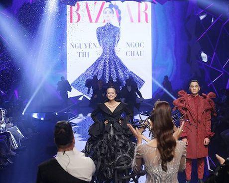 Vietnam's Next Top Model 2016: Ngoc Chau, La Thanh Thanh va cai ket nua voi - Anh 2