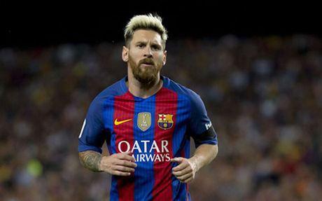 The thao 24h: Barca nhan tin cuc vui tu Messi - Anh 1