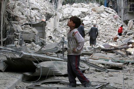 Chien truong Syria tiep tuc do lua khi quan he Nga - My cang thang - Anh 12