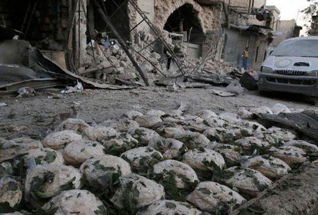 Chien truong Syria tiep tuc do lua khi quan he Nga - My cang thang - Anh 14