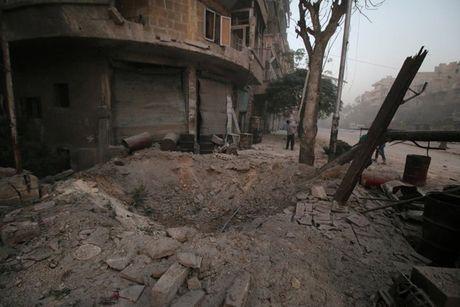 Chien truong Syria tiep tuc do lua khi quan he Nga - My cang thang - Anh 2