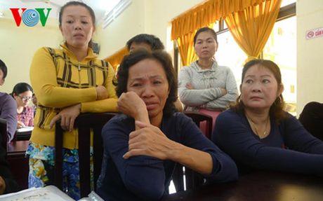 Kien Giang: Huy an so tham vu tranh chap to ve so 1,5 ty dong - Anh 1