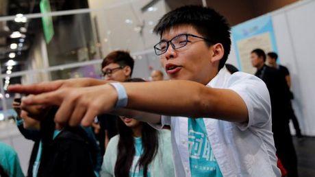 Thai Lan bat giu thu linh sinh vien doi lap cua Hong Kong - Anh 1