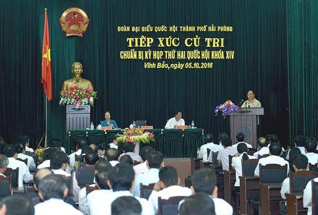 Thu tuong: Dan tri la coi nguon cua phat trien - Anh 1