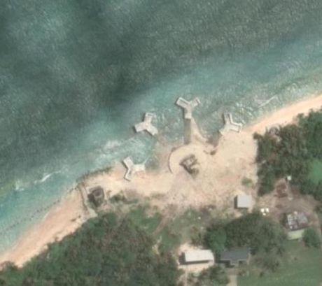 Dai Loan im lang truoc bang chung dua radar den Ba Binh - Anh 1
