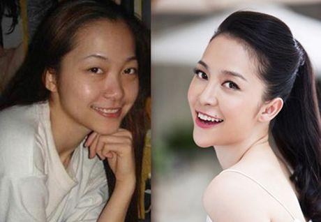 'Ngat xiu' vi khong nhan ra Mai Phuong Thuy, Thuy Tien - Anh 12