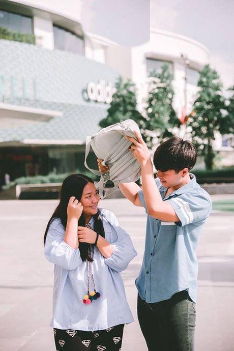Co gai Thai xau xi, nang 91 kg van cua duoc soai ca - Anh 1