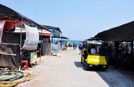 Quang Ngai: Nhung hinh anh nhech nhac tren dao Ly Son - Anh 3