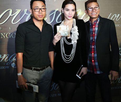 Ha Ho hat 'Chac ai do se ve' cua Son Tung khien fan phan khich - Anh 17