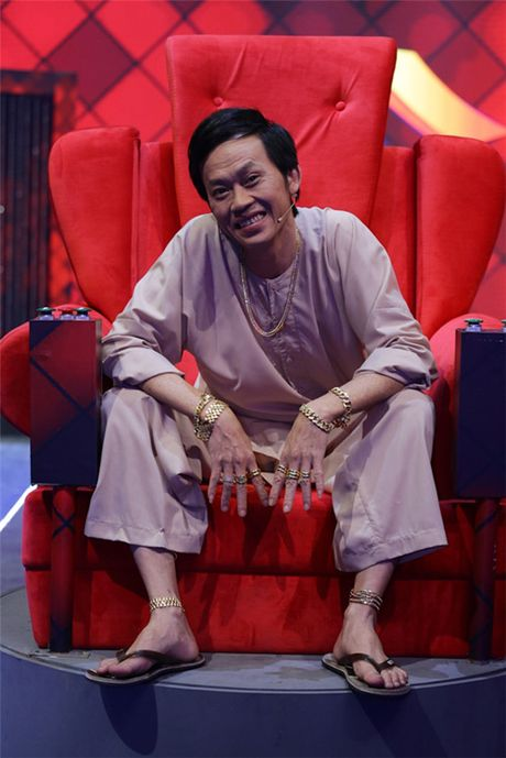 Ly do Hoai Linh, Viet Huong 'khoe vang' khap nguoi - Anh 2