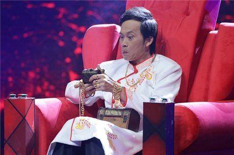 Ly do Hoai Linh, Viet Huong 'khoe vang' khap nguoi - Anh 3
