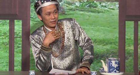 Ly do Hoai Linh, Viet Huong 'khoe vang' khap nguoi - Anh 5