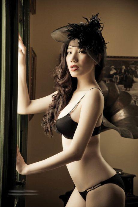 Dang voc nuot na cua 4 chan dai thi Hoa hau Quoc te - Anh 11