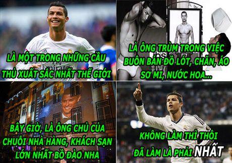 HAU TRUONG (5.10): M.U 'giau tien ngheo thanh tich', Ronaldo 'quang luu dan' - Anh 2