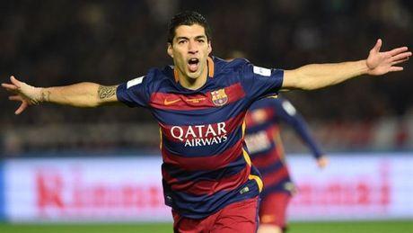 Suarez muon vuot mat Neymar ve khoan luong tai Barcelona - Anh 1