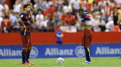 Barca khoi dau te nhat tu ngay Messi ra mat - Anh 1