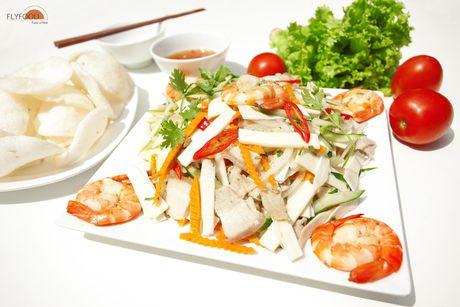 Thuong thuc mon goi la doc nhat vo nhi cua Viet Nam - Anh 12