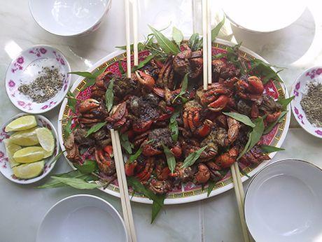 Thuong thuc mon goi la doc nhat vo nhi cua Viet Nam - Anh 1