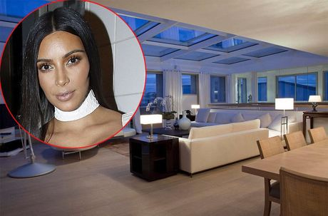 Nhung lan gia dinh Kim Kardashian song trong so hai - Anh 1