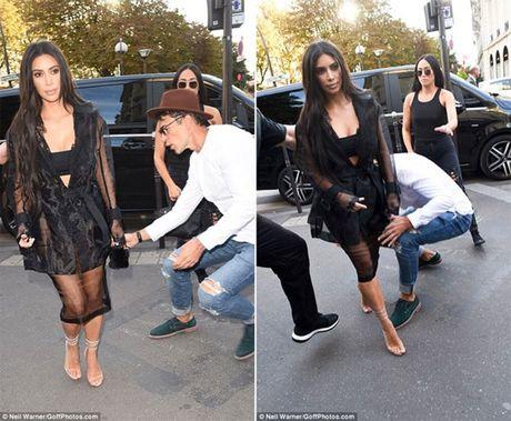 Nhung lan gia dinh Kim Kardashian song trong so hai - Anh 2