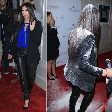 Nhung lan gia dinh Kim Kardashian song trong so hai - Anh 3