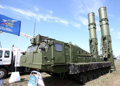 Khiep so ten lua S-300 Nga trien khai toi Syria - Anh 11
