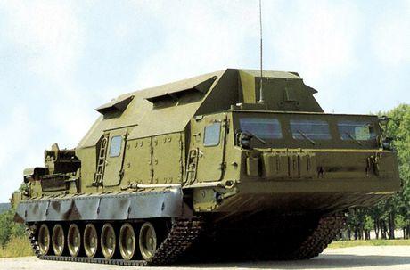 Khiep so ten lua S-300 Nga trien khai toi Syria - Anh 6