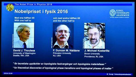 3 nha khoa hoc Anh chia giai Nobel Vat Ly - Anh 1