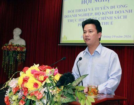 Ha Tinh: Tuyen duong hon 190 doanh nghiep, doanh nhan nop thue tot - Anh 2