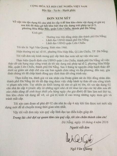 Dai gia vang van chua do het biet phu trai phep tren nui Hai Van - Anh 2