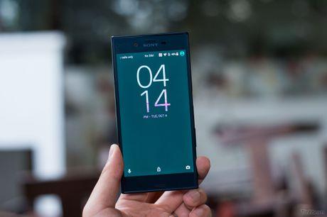 Danh gia nhanh Sony Xperia XZ chinh hang - Anh 12