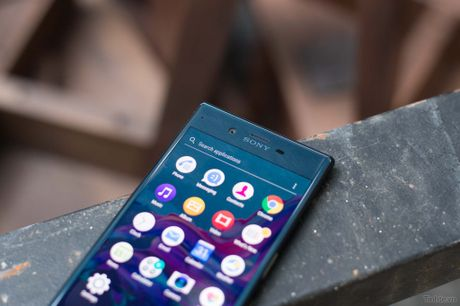 Danh gia nhanh Sony Xperia XZ chinh hang - Anh 16